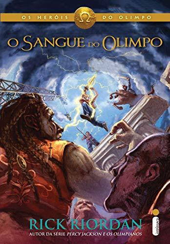O sangue do Olimpo: 5