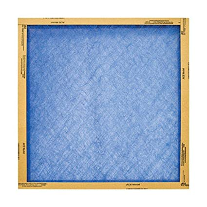 Precisionaire Furnace Air Filter 20  X 30  X 1  Fiberglass