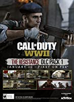 Call of Duty WWII - The Resistance : DLC Pack 1 - PS4 [Digital Code]