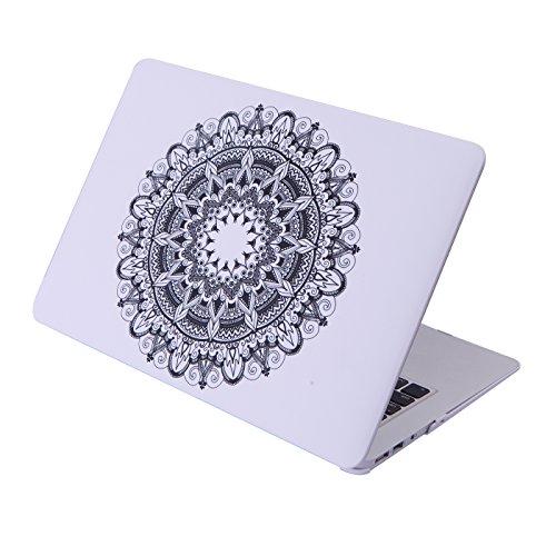 HDE MacBook Mandala Designer Plastic