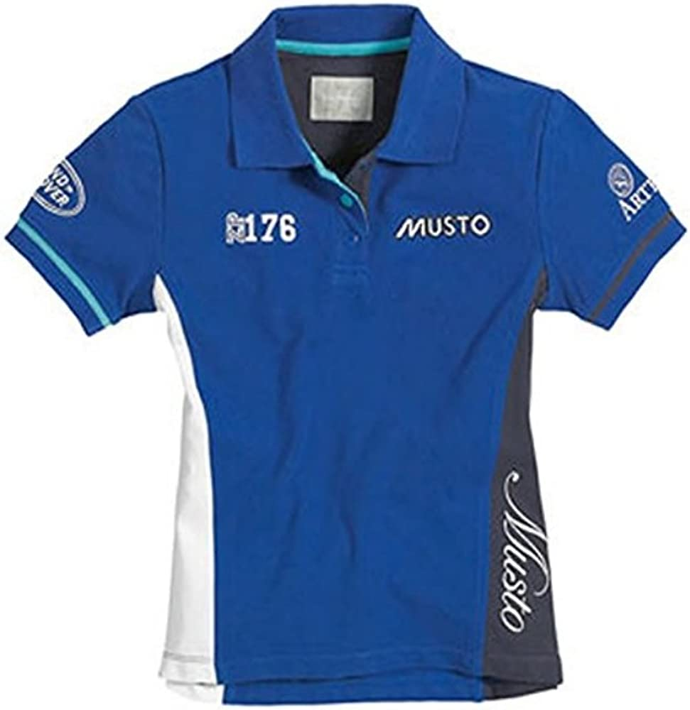 Musto - Polo - para hombre azul Azul - Royal Azul: Amazon.es: Ropa ...