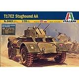 Staghound AA Armored Vehicle 1/35 Italeri by Italeri