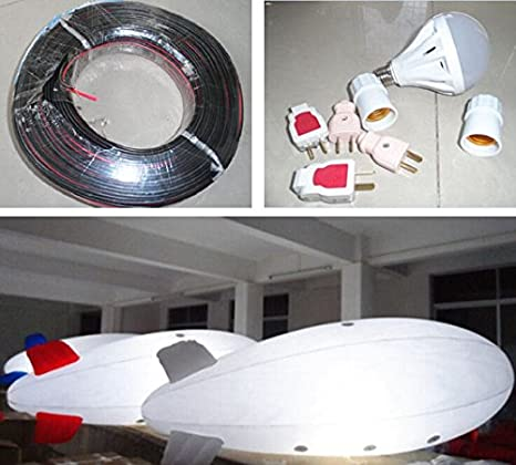 air-ads 6 m (20 pies) hinchable publicidad Blimps/Flying gigante ...