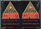 Best Steve Jackson Games Of New Orders - 1994-1995 Illuminati New World Order Card Game Starter Review