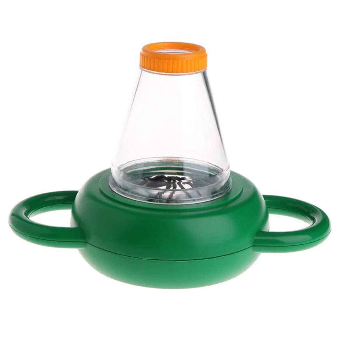 Botreelife Insect Viewer Lupe optische Ameise Spider Jar für Kinder pädagogisches Spielzeug YingQue