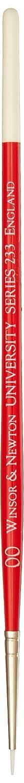 Size 4 Winsor /& Newton University Series 236 Flat Long Handle Brush