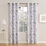 No. 918 Roelyn Curtain Panel, 48″ x 63″, Lilac Purple Review