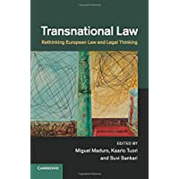 Transnational Law: Rethinking European Law and Legal Thinking