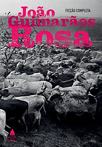 Boxe Ficção completa de Guimarães Rosa