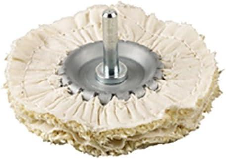 PG Professional – Disco de pulido en algodón y sisal D. 80 mm Q. 6 ...