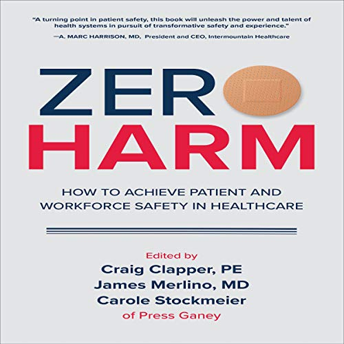 Pdf Medical Books Zero Harm: How to Achieve Patient and Workforce Safety in Healthcare