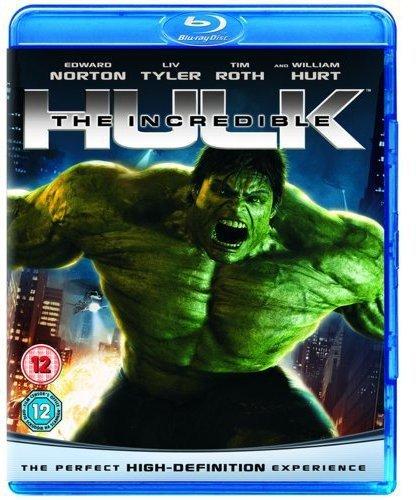 Blu-ray : The Incredible Hulk (Blu-ray)