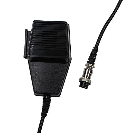 Details About Cb Ham Radio Microphone Mic Uniden 4 Pin Plug Wiring on uniden grant xl modifications, uniden cb wiring-diagram, uniden headset wiring diagram,