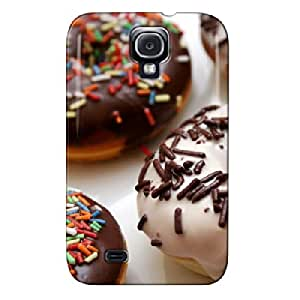 Doughnut Red Doughnut Protective Case For Sumsang Galaxy S4