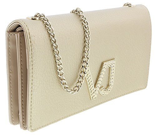 Versace EE3VRBPC3 Gold Wallet on Chain for Womens