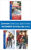 Harlequin Special Edition December 2018 - Box Set 2 of 2: Same Time, Next Christmas\The Firefighter's Christmas Reunion\Fortune's Christmas Baby