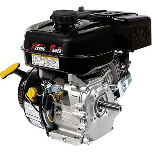 Cheapest Price! XtremepowerUS 7HP 4-Stroke Gas Engine OHV Industrial Grade Gasoline Engine Recoil St...
