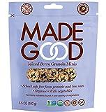 mixed made - Made Good Granola Minis Mixed Berry, 100 gram, (Pack of 6)