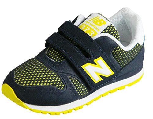 amarillo New Balance Azul Ka373nrp Niños Sneaker Ap4pZxR