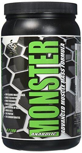 Musclegen Anabolic Monster Sports Nutrition Weight Gainer...