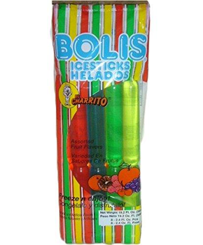 Wholesale Bolis Ice Pops 8pk 2.4oz