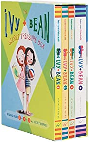 Ivy and Bean's Treasure Box: (Beginning Chapter Books, Funny Books for Kids, Kids Book Series) (Ivy + B