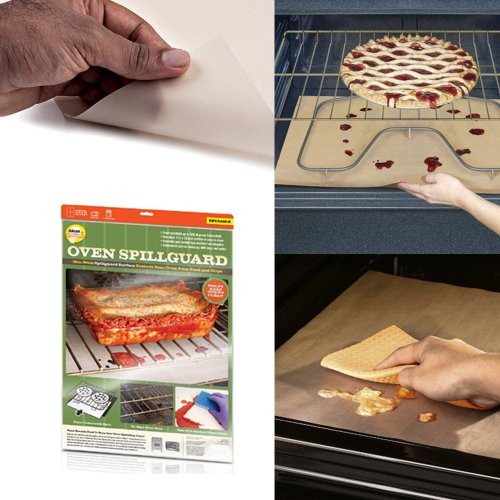 Liner Nonstick Reusable Spillmat Dishwasher
