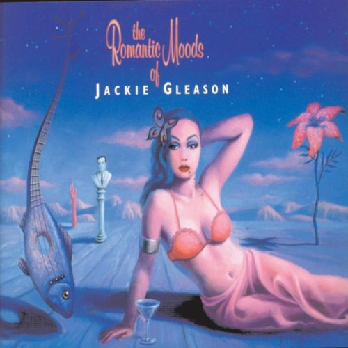 The Romantic Moods Of Jackie G...