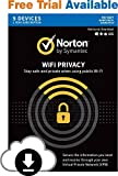Norton WiFi Privacy – Secure VPN – Up to 5 Devices [Free Trial]