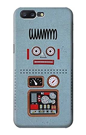 Retro Robot Toy Funda Carcasa Case para OnePlus 5: Amazon.es ...
