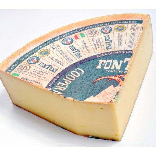 Fontina Val d'Aosta Cheese (1 lb)