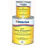 Interlux Y404KIT/QT Epoxy Primekote (White), 32. Fluid_Ounces