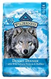 22 LB, Protein-Rich, Grain-Free Denali Dinner Adult Dog Food by BLUE Wilderness