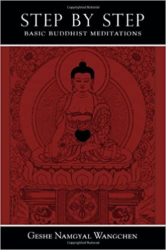 Book Step by Step: Basic Buddhist Meditations