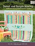 Sweet and Simple Sewing, Jessi Jung, 1604683597