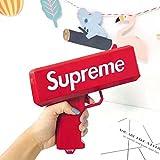 Funtoyworld Fashion Supreme Money Gun Cash Cannon Make It Rain Money Toy Game Gun For Weddings Birthdays Marketing Party