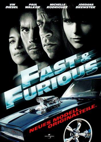 Fast & Furious - Neues Modell. Originalteile. Film