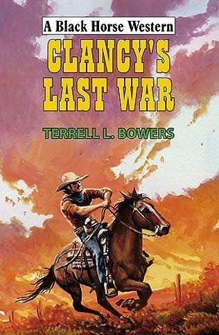 book cover of Clancy\'s Last War