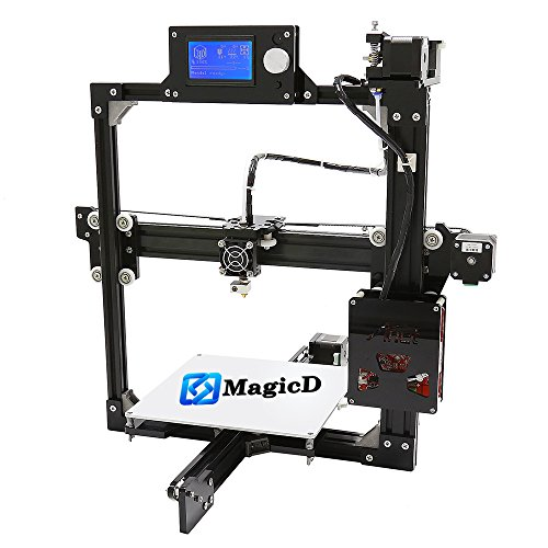 Low Low Price For Promotion MagicD Desktop DIY 3D Printer Compact And High Accuracy 3D Printer Made Of Aluminum Alloy