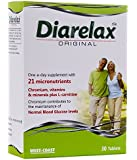 West Coast Diarelax Orginial Diabetes Nutrition - 30 Tablets