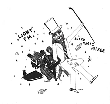 Light FM - Black Magic Marker - Amazon com Music