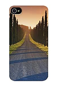 Inthebeauty Durable Roads Of Italy Back Case/ Cover For Iphone 4/4s For Christmas by icecream design