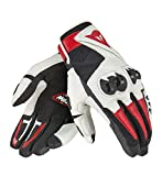Dainese Adult MIG C2 Unisex Gloves (Black, XXL)