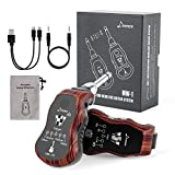 Donner MW-1 Rechargeable UHF Wireless Guitar System with Multifunction 5 Modulation Effects Digital