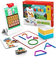 Osmo - Little Genius Starter Kit for Tablet - Ages 3-5 - Phonics, Creativity & More - STEM Toy Fire Table