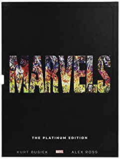 Marvels: The Platinum Edition Slipcase (078515471X) | Amazon price tracker / tracking, Amazon price history charts, Amazon price watches, Amazon price drop alerts