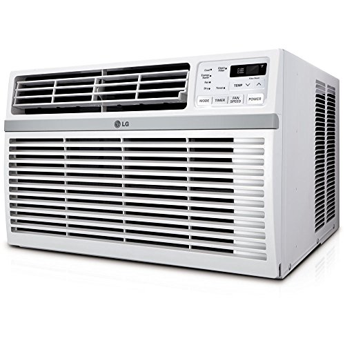 LG LW1216ER Window-Mounted AIR Conditioner with Remote Control