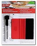 window decorating ideas d-c-fix Film Applicator Kit, 399-6016