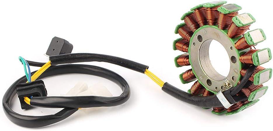 GZYF Motorcycle Magneto Engine Stator Generator Coil Compatible with Suzuki GN250 1982-2001 TU250 1997-2016