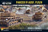 28mm Bolt Action: WWII Panzer IV Ausf F1/G/H German Medium Tank (Plastic)